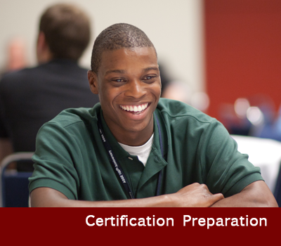 Certification Preparation Workshops